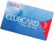 picture of Tesco Clubcard