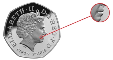 Have you got a downturn 50p said to be worth 163 1 000