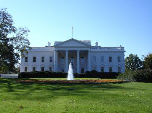 Distribute your estate (image of White House)