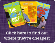 Click here to find the MoneySaving books cheapest The MoneySaving Books...