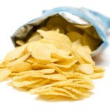 Discos grab-bag crisps calorie con