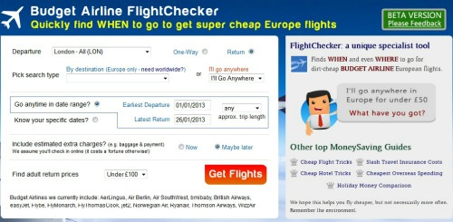FlightChecker