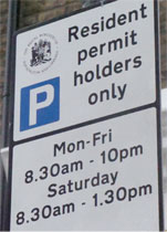 Residents Permit