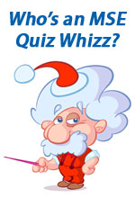The MSE Towers Christmas Quiz – the ANSWERS