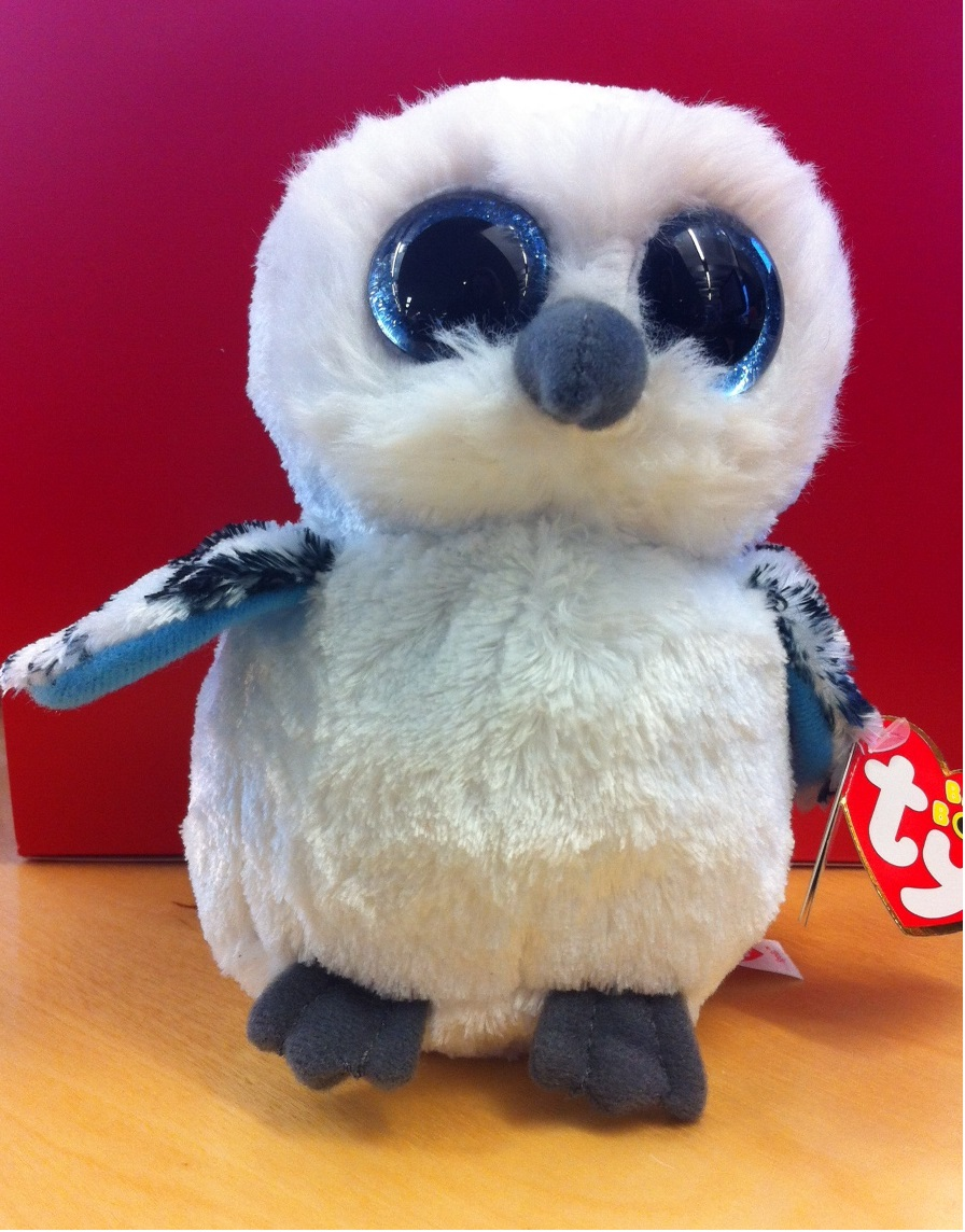 TY owl toy