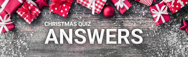 pub quiz christmas round the corner