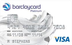 Barclaycard Platinum 34 months