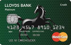 Lloyds Balance Transfer Credit Card 28 months