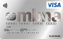 MBNA Balance Transfer Credit Card 32 months