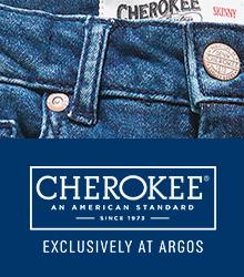 Argos Cherokee clothing