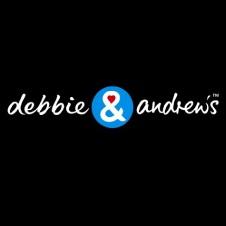Debbie & Andrew's logo