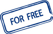 For free sign