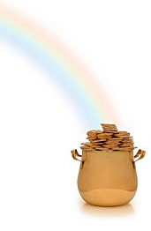 picture of pot of gold