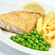 Ikea fish and chips 'Fish Fridays' offer
