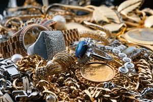 Get cash for old gold