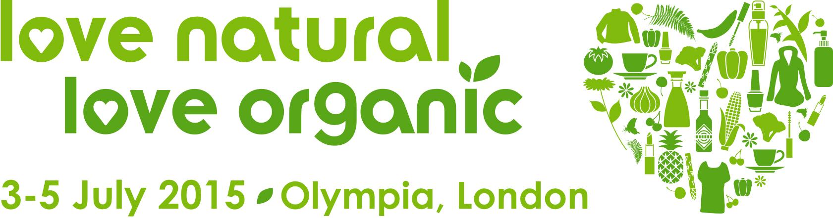 Love Natural Love Organic logo