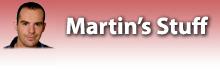 Martin's Stuff