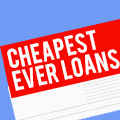 New cheapest-ever loan