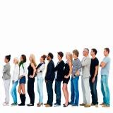 Nerdvana: The important maths of supermarket self-service queue speed.