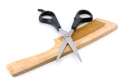 scissors and comb picture