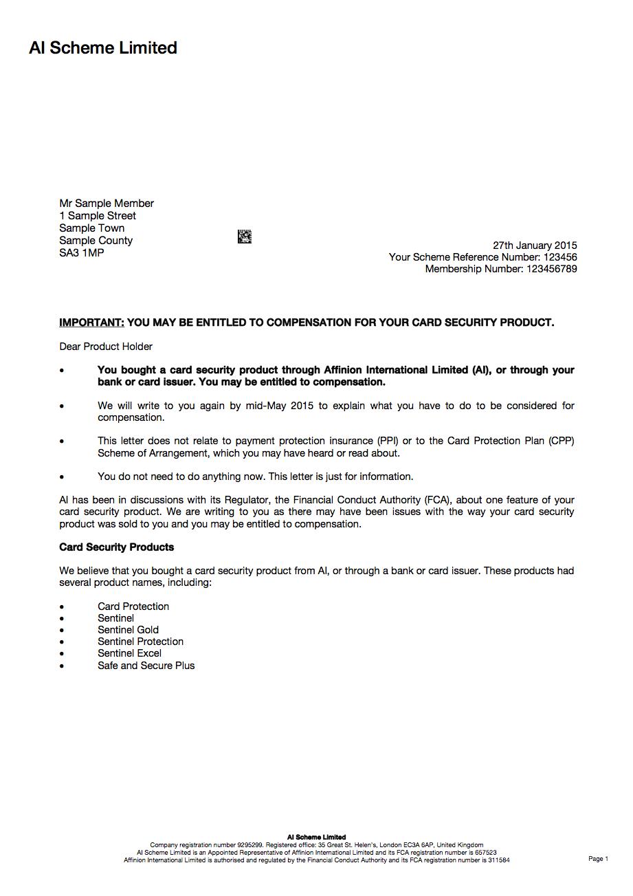 Cancel Car Insurance Letter Uk