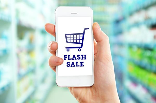 Tesco Flash Sale