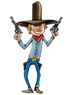 Good cowboy