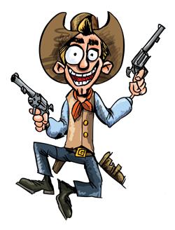 ugly cowboy