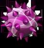 A malicious virus